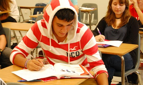 CCHS Welcomes 172 Transfer Students From OSP Program