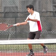 Varsity Tennis: Cowboys Defeat Northeast High