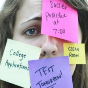 On Edge: Teen Anxiety On The Rise