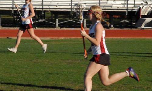 Girl's Lacrosse: Cowboys Lose To University School