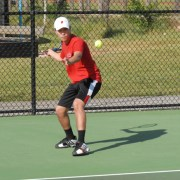 Tennis: Practice Makes Perfect For The CCHS Team