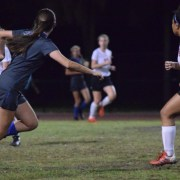 Girls varsity soccer: CCHS vs Flanagan High School