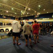 Varsity Wrestling: Cooper City Dominates Flanagan on Senior Night