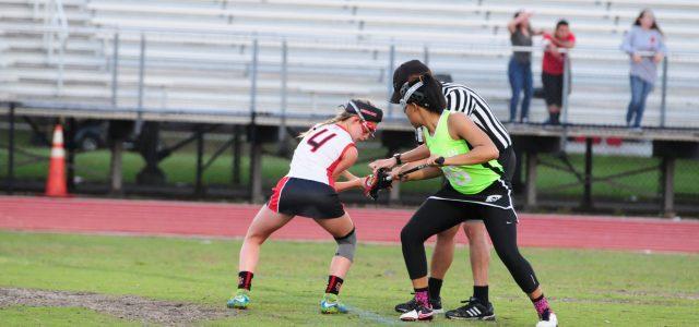 Girls Varsity Lacrosse: Lady Cowboys Lose To Spanish River High School