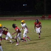Varsity football: Cowboys take the win against McArthur