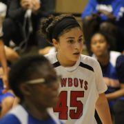 Girls varsity basketball: The Cowboys take on West Broward