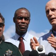 Governor Rick Scott's stance on gun control is self-beneficial