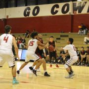 Basketball: Cowboys trump Monarch Knights in a 73-61 victory