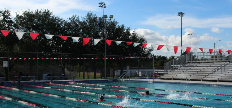 CCHS swimming blows the competition out of the water