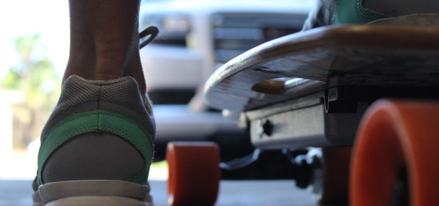 Skaters at CCHS: Who's on board?