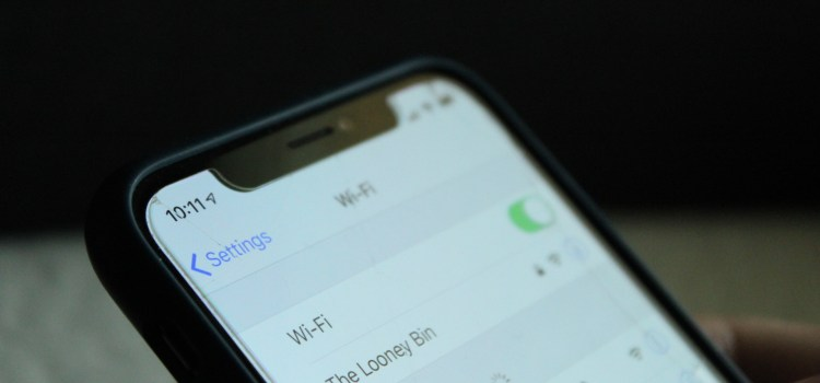 Blocked and disconnected: School Wi-Fi needs to be unblocked