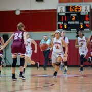 Girls' basketball senior night: Cowboys could not bounce back