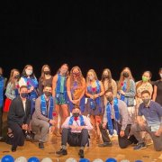 A night to remember: NHS hosts ceremony for its incoming and outgoing members