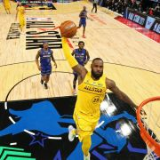 Letting the fans have a say: An overall prediction of the NBA All-Star game unfolding in March