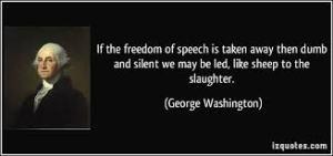 free speech washington