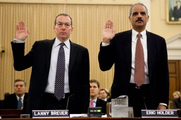 LannyBreuer Eric Holder