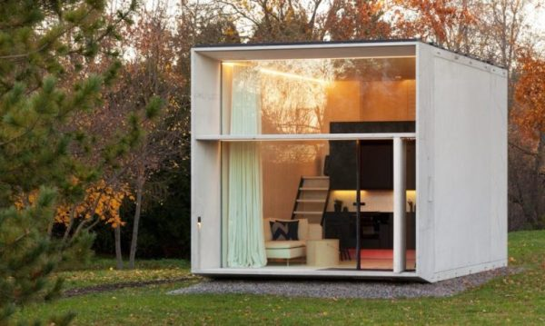 This Pre-Fab Tiny Home Can Travel Anywhere Its Owners Go