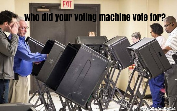 Largest Voting Machine Vendor In US Admits Its Systems Had Remote-Access Software Installed