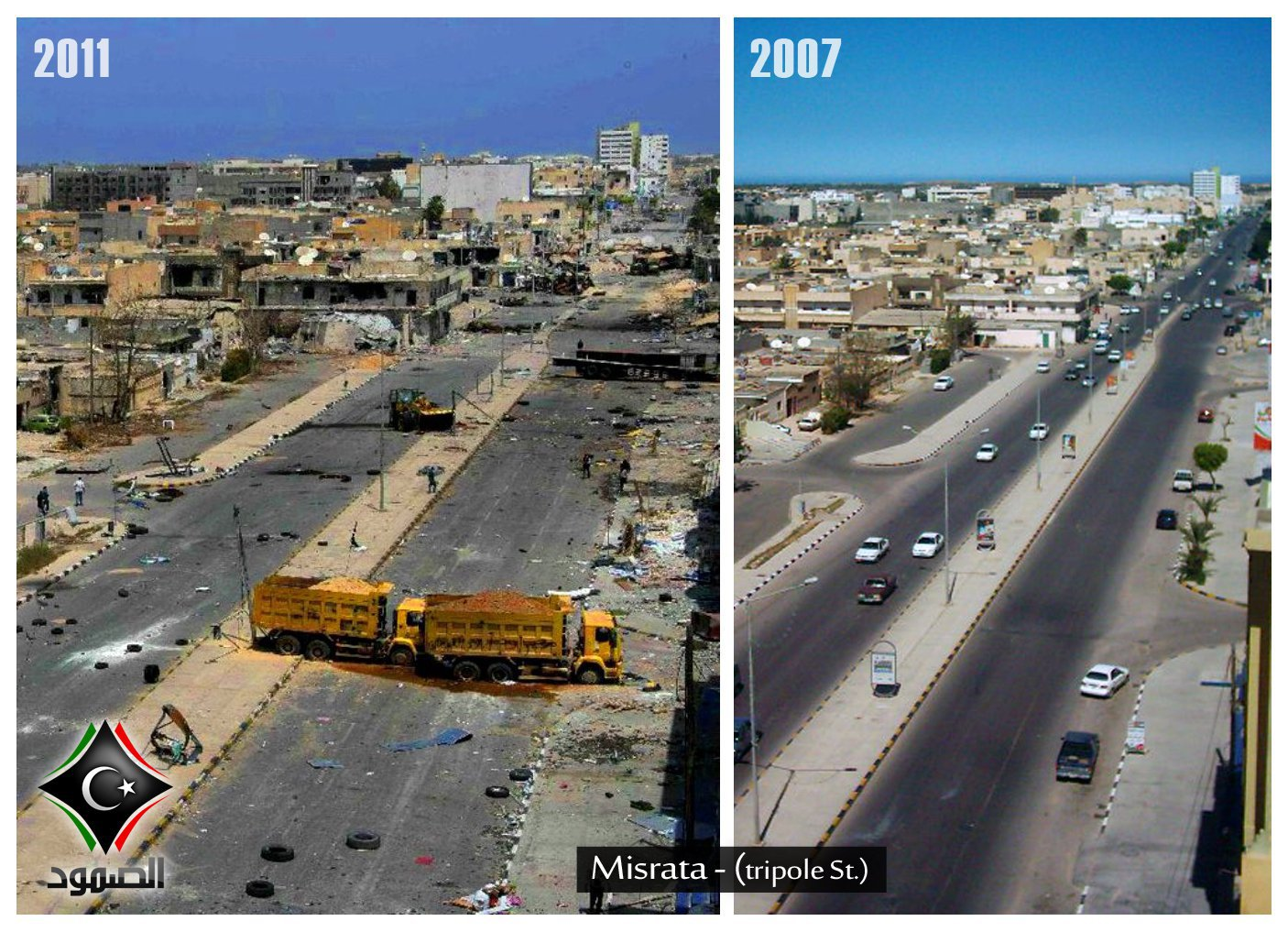 Znalezione obrazy dla zapytania libya now &