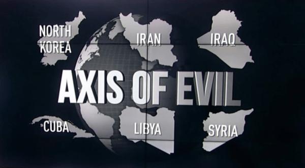 """Résultat de recherche d'images pour """"Axis of Evil"""""""