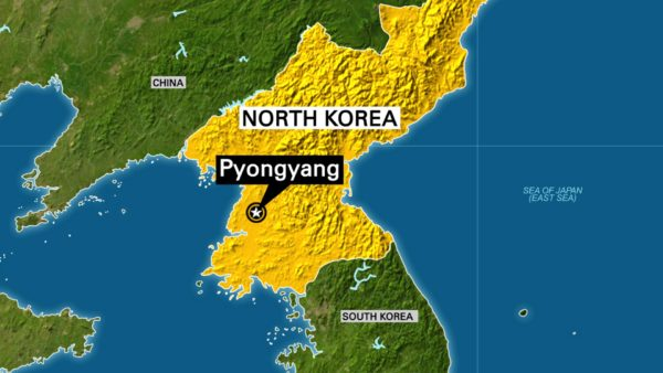 Education And Peace The Of Americans Who Can Locate North - North korea map