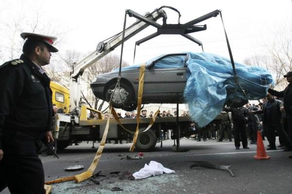 Отвратительная история антииранского терроризма.
