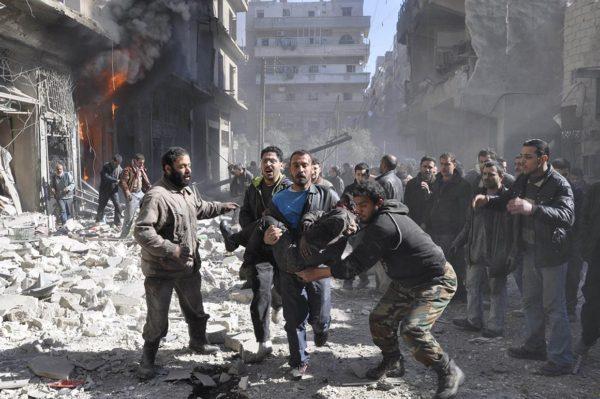 civilian casualties