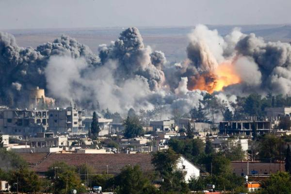 US Airstrikes Kill At Least 100 Syrian Civilians In 48 Hours