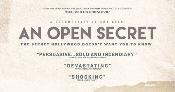 """Documentary Just Released Online Blows Lid Off Hollywood Pedophilia: """"This Is The Tip Of The Iceberg"""""""