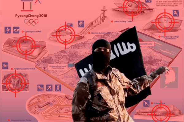 Will ISIS Attack The Olympic Games In South Korea?
