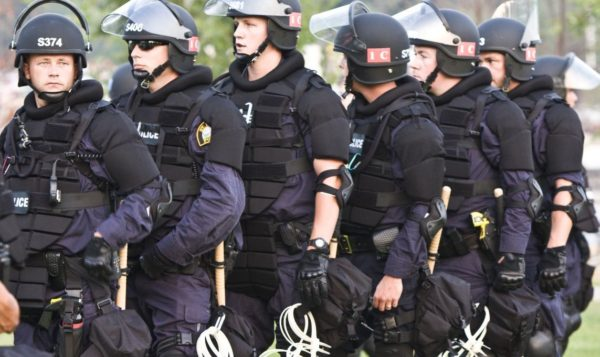 Why America's Law Enforcement Empire Resembles Secret Police In A Dictatorship