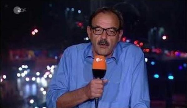 Germany's Largest Public TV News Broadcaster: Syria Chemical Attack