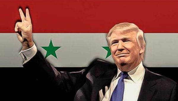 """Trump Vows To Leave """"Strong And Lasting"""" US Footprint In Syria"""
