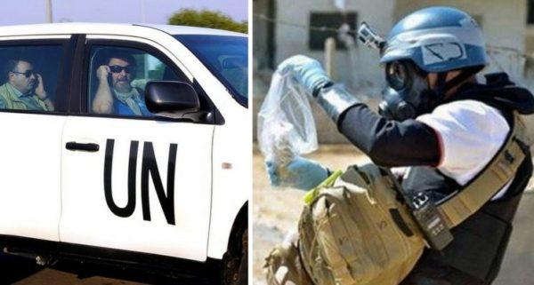 UN Security Team Blocks Chemical Inspectors From Entering Douma