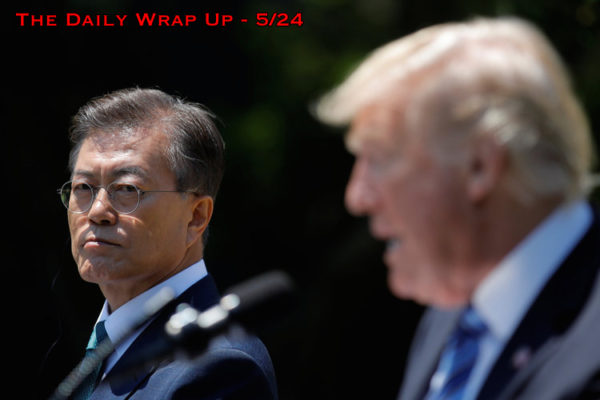 Trump Kills Korean Summit, FBI Revolt, Weinstein To Be Arrested & Alexa Always Listening & Recording