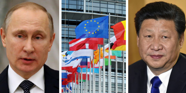 Russia, Europe And China Discuss New Iran Nuclear Deal, Leaving US Sidelined