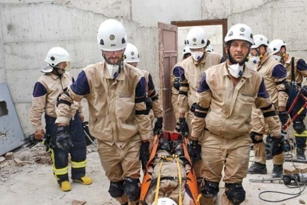 White Helmets: A Tool For 'Regime Change' In Syria that's Too Important To Stop Funding?