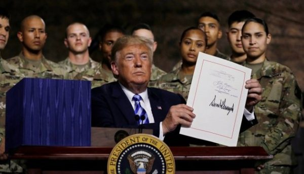 Trump To Ignore Multiple NDAA Provisions