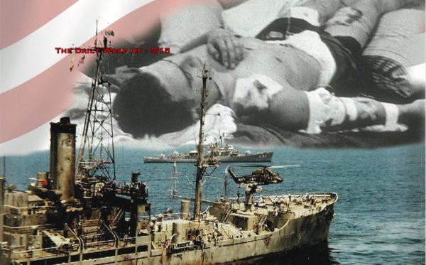 Top British Commander Contradicts US, Says No Iranian Threat & USS Liberty False Flag Parallels