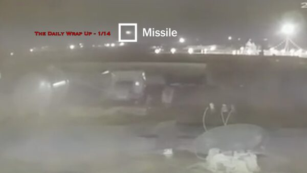 Video Shows TWO Missiles Bringing Down Iran 737, Second Plane Reported & Iraq And Syria Under Attack