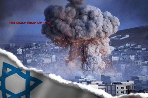 Israel Again Bombs The PMU, Rockets Fired In Iraq, 737 Misinfo & Congress Warned Not To Discuss Iran