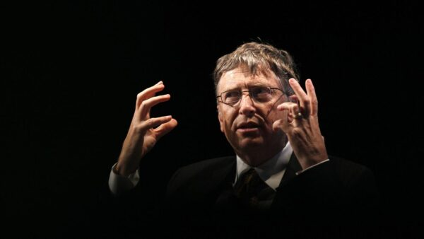 Bill Gates is the puppeteer controlling the Covid response