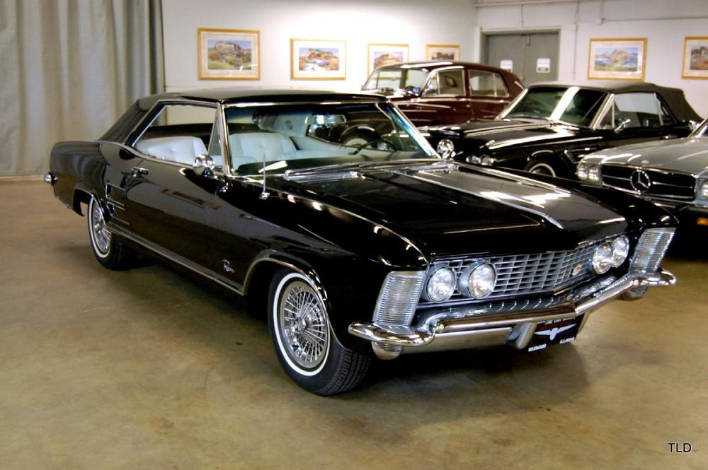 1962 Buick Riviera Custom