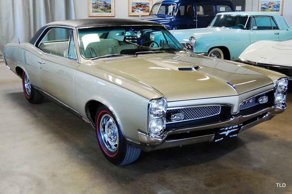 medium resolution of 1967 pontiac gto