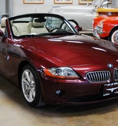 2003 bmw z4 3 0i roadster [ 1920 x 1276 Pixel ]