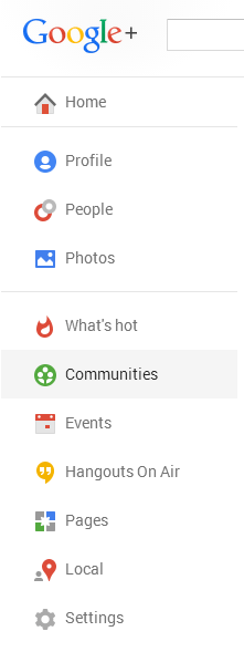 google+ demographics