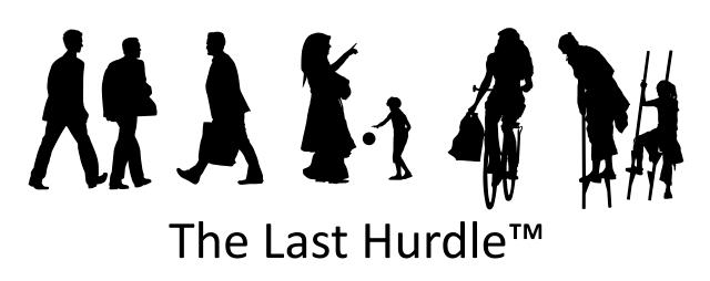 The Last Hurdle Brand