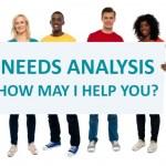 needs analysis 1