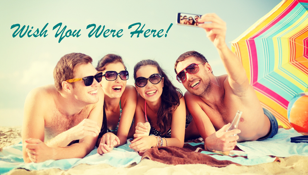 Why You Should Think Twice Before Posting Your Holiday Snaps