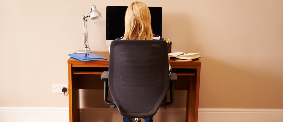 Tips for Working Productively from Home